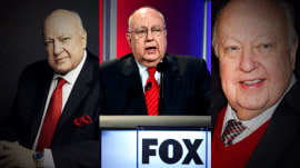 Now that Roger Ailes is out at Fox News, what's next for him?