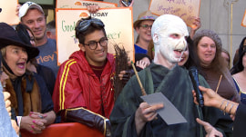 Meet the wild winners of TODAY's Harry Potter costume contest