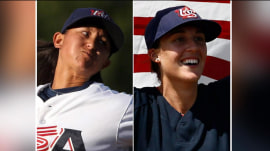 2 women signed by minor league team for 1st time in 60 years
