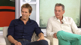 Kevin Bacon returns to the road with Bacon Brothers Band