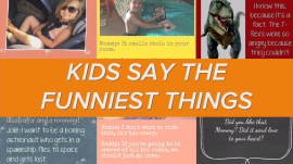 Kids say the funniest things: See the hilarious quotes from Little Hoots