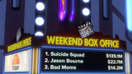 'Suicide Squad' storms the box office, earns $135 million