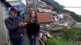 Santa Marta: Matt Lauer tours of one of Rio de Janeiro's oldest favelas
