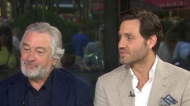 Robert De Niro and Edgar Ramirez on boxing, 'Hands of Stone,' 'Raging Bull'