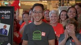 How is the Roker Burger doing so far at Shake Shack? 'So, so good'