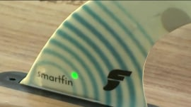 Surfing for science: Researchers are using Smartfin to study ocean