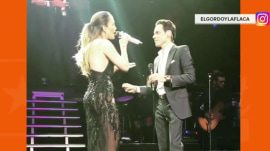 Jennifer Lopez and Marc Anthony together again? (Sort of…)