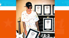 Justin Bieber is in the 2017 Guinness World Records – 8 times!