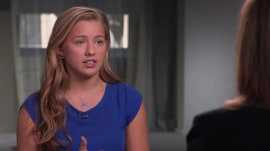 Chessy Prout elicits online support via hashtag #IHaveTheRightTo