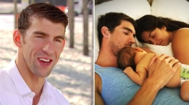 Michael Phelps on fatherhood, love, and making peace with his dad