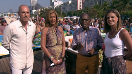 Watch TODAY sing 'Happy Birthday' to Al Roker in Portuguese