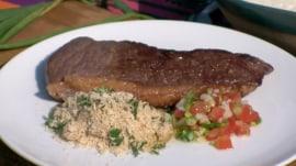 Learn to grill mouthwatering Brazilian-style steak