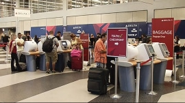 Delta flights grounded worldwide due to computer outage