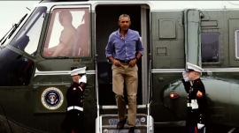 Obama heads to Louisiana in wake of historic flooding
