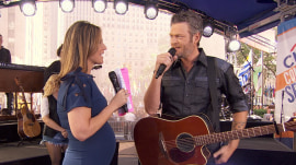 Blake Shelton claims: I like TODAY better than 'The Voice'