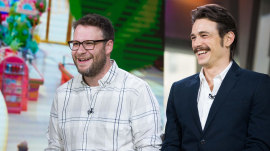 Seth Rogen, James Franco: 'Sausage Party' is for everyone (except kids)