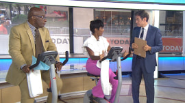 Dr. Oz explains what your target heart rate should be