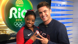 Zac Efron on his surprise for the Final Five gymnasts: They have such heart!