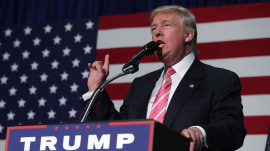 Donald Trump's campaign manager hints at softer immigration policy