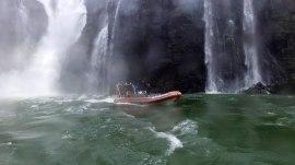 Visit Brazil's Iguassu Falls, twice as tall as Niagara Falls