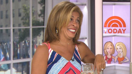 How do you deal with rude people? (Hoda gives them the stink eye)