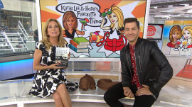 KLG and Andy Grammer reveal this week's Favorite Things