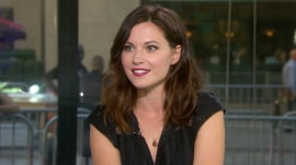 'Night Shift' actress Jill Flint: Real-life military stories inspire us