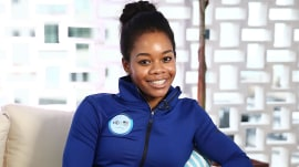 KLG, Hoda praise Gabby Douglas: She's a great young woman