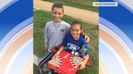 Fifth-grader pens sweet letter to 10-year-old girlfriend