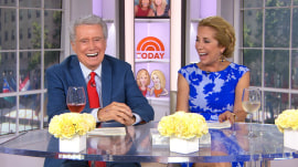 What's in a name? Regis reveals how he got his