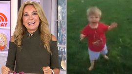 See what Kathie Lee's been up to (and meet her great-nephew Aaron)