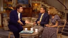 Regis and Kathie Lee look back at their 'Seinfeld' appearance