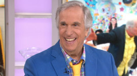 Henry Winkler plays Russian roulette (but with wasabi) on new show