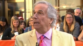 Henry Winkler cracks up over new show 'Better Late Than Never' — Get a sneak peek!