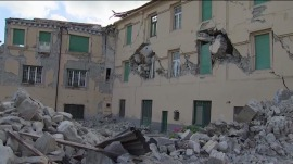 Italy earthquake: Dozens killed, desperate search underway for buried residents