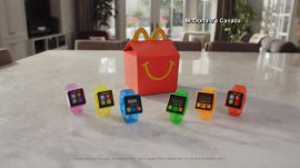 McDonald's removes Step-It fitness trackers from Happy Meals