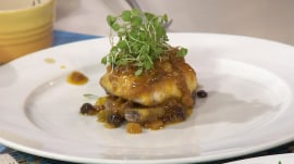 Grouper with bananas: Try this Brazilian dinner with a French twist