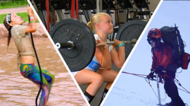 Are these extreme young athletes pushing themselves too hard?