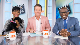 The Take welcomes Billy Bush and TODAY's new Puppy with a Purpose