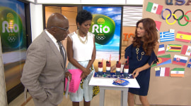 Throw a winning Olympic party with these games and DIY crafts