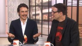 James Franco: Mark Osborne turned down 'Sausage Party' for 'Little Prince'