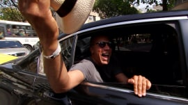 Watch Lester Holt surprise TODAY anchors at Hippie Market of Ipanema
