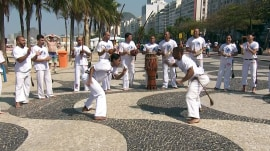 Capoeira: Meet Brazil's unique blend of martial art and dance