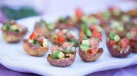 Vegan chef shares tempting pasta dish: Orecchiette in a no-cook sauce