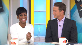Tamron Hall, Billy Bush bare all about sleeping in the nude