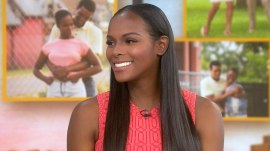 Tika Sumpter on the challenge of playing Michelle Obama in new film