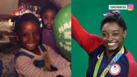 See Simone Biles, Nathan Adrian before they were Olympians