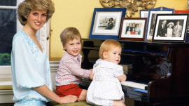 Remembering Princess Diana, through the eyes of her sons