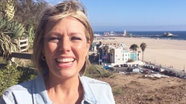 Dylan Dreyer's pregnancy video diary, 22 weeks: 'I'm just hungry all the time'