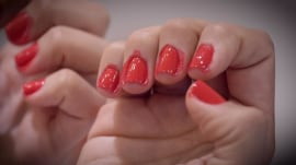 Is this Brazilian trick the secret to a long-lasting manicure?